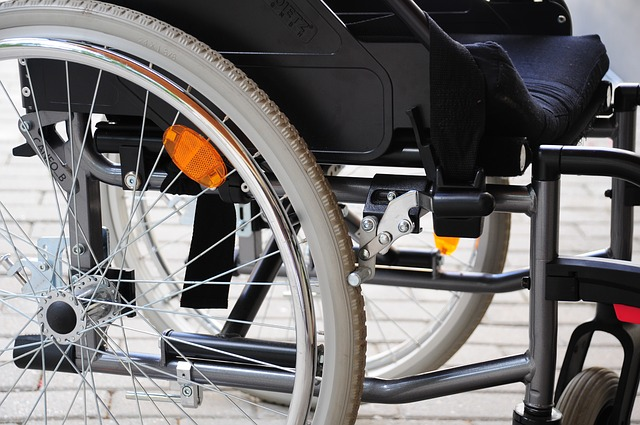 rollstuhl für mehr mobilität