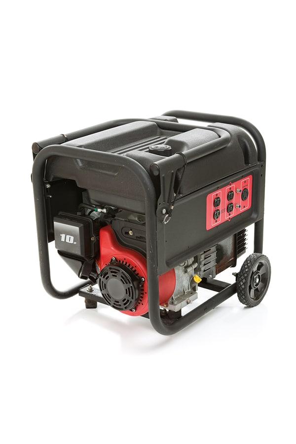 Mobiler Stromgenerator